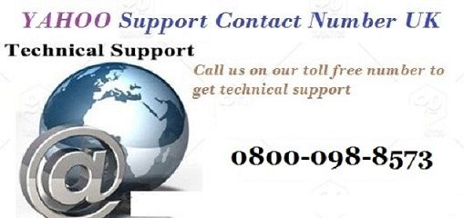 Getting help and support for Yahoo Mail 0800-098-8573 Yahoo Support Number UK