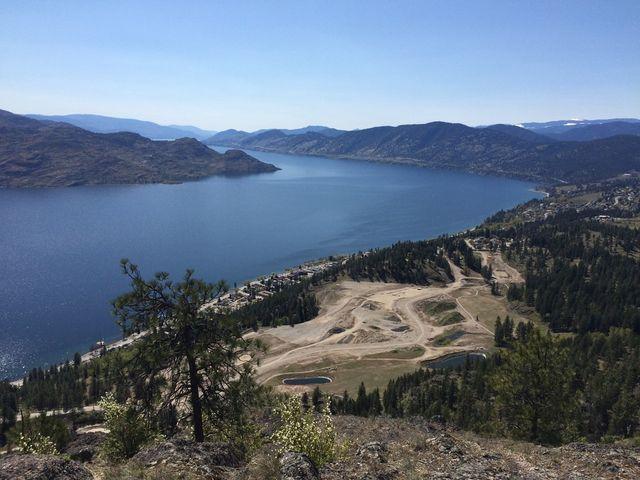Hiking: Pincushion Mountain - Peachland, BC - Instagram