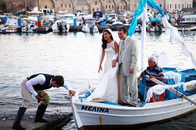 #Fairytaile #Wedding #Chania #Greece #Mprousko