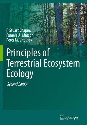 Principles of Terrestrial Ecosystem Ecology by F Stuart Chapin III http://www.amazon.com/dp/1441995021/ref=cm_sw_r_pi_dp_gxH.tb1JFSKGQ