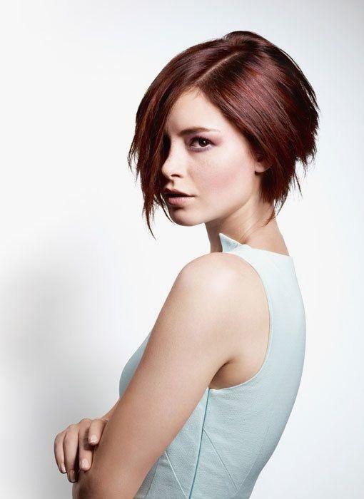 Kurzhaarfrisuren 24 Wella | Hair Style Women | Hair styles ...