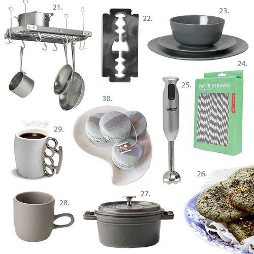 Fifty Shades of Grey: Food Edition