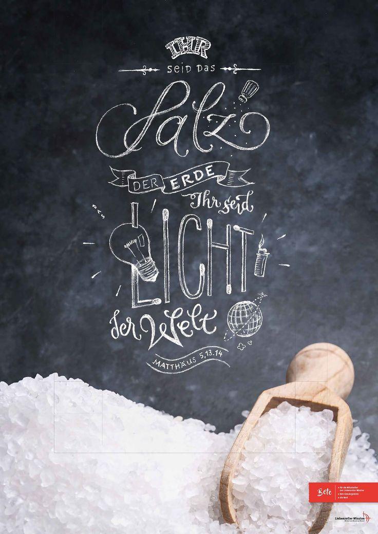 Salz Der Erde Bedeutung