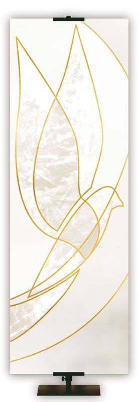 PraiseBanners Liturgical Banners are great for weddings. These banners can be ordered in eight colors and many sizes