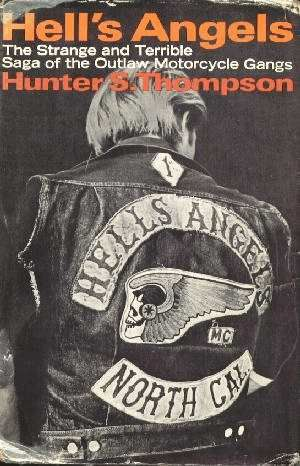 Hunter S Thompson...was the man. The scariest thing about all of this: I read part of this book for the first time...when I was only SEVEN years old sitting outside of a recording session in Nashville, TN.