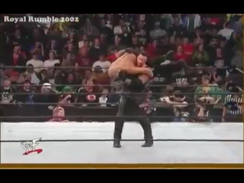 WWE Royal Rumble 2002 Full Match   WWF Royal Rumble 2002 Full Match