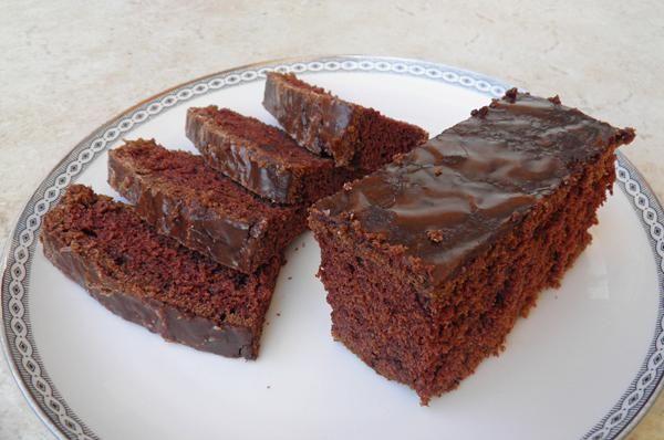 Σοκολατένιο νηστίσιμο κέικ. Φανταστικό σοκολατένιο κέικ και νηστίσιμο!