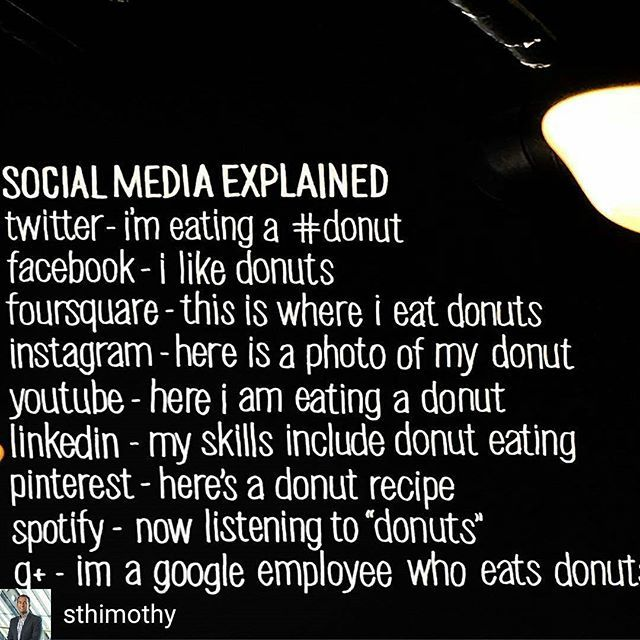 All of my favorite things, #Socialmedia and donuts with my #coffee @Regrann from @sthimothy -  FYI. #pdx #bluestardonuts #socialmedia - #regrann