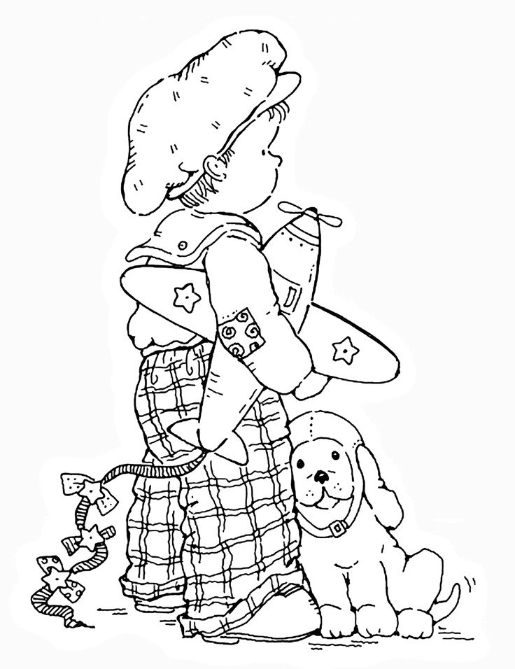 printable stamp coloring pages - photo#40
