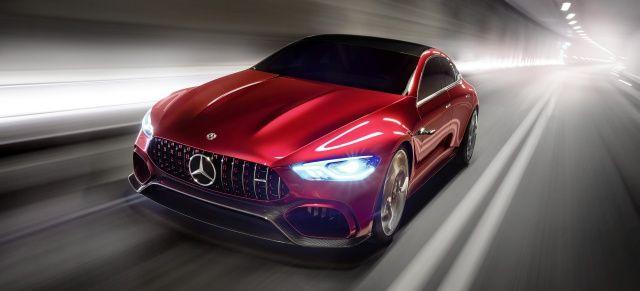 """Mercedes-AMG und Elektromobilität : Zukunft von AMG unter Strom: """"Die Marke wird sich neu erfinden!"""""""