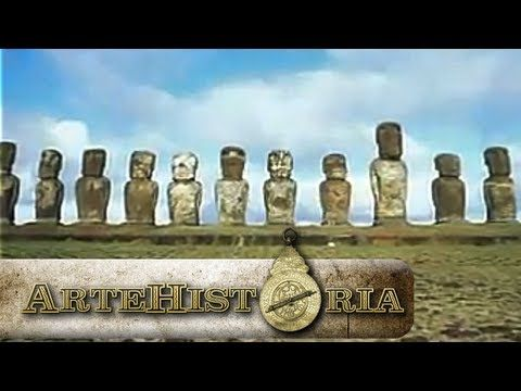▶ Documental la Isla de Pascua. Los moai - YouTube