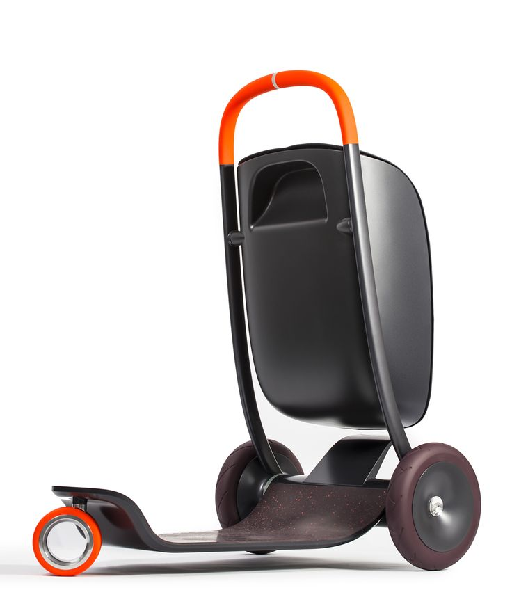 The Scooter for Life | PriestmanGoode | A range of products to accompany you through your life and develop as your mobility needs evolve.