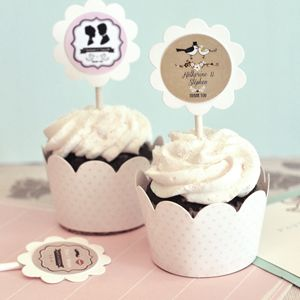 Vintage Wedding Cupcake Wrappers & Cupcake Toppers (Set of 24) - See more at: http://www.hotref.com/vintage-wedding-cupcake-wrappers-cupcake-toppers-p-21063.html#sthash.MiJHi2pq.dpuf