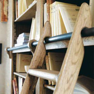 Bibliothèque en chêne massif ATELIER  | Maisons du Monde