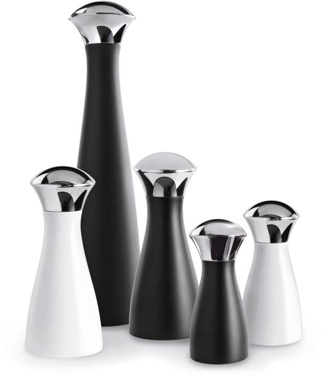 Signature    Salt and Pepper Mills    Manufacturer  Robert Welch Designs Ltd