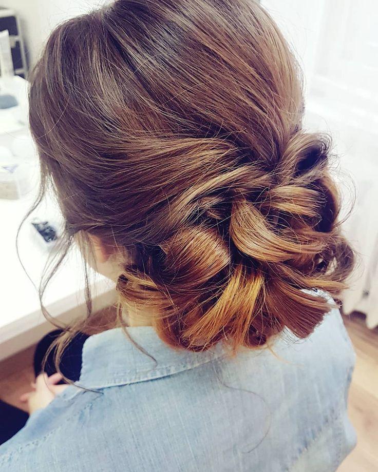Dzień dobry Kochani!  Koniec urlopu czas brać się za działanie! Mam tyyyle planów na 2018 ale przedtem czeka mnie mega pracowity ostatni dzień 2017  Kto już szykuje się na wieczorne szaleństwa? Ja właśnie skonczylam pierwsza głowę na dziś  . . . #hairbyme #hairbyjul #atwork #hairstylist #hairartist #myjob #mylife #ilovemyjob #newyearseve #hairstyle #hair #hairstyles #hairfashion #fashion #updo #longhair #hotd #hairphotos #hairideas #hairgoals #hairofig #instahair #hairofinstagram