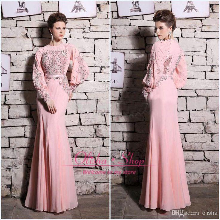 Elegant Long Sleeve Wedding Dress Muslim Dress 2015 Simple: Best 25+ Muslim Dress Ideas On Pinterest