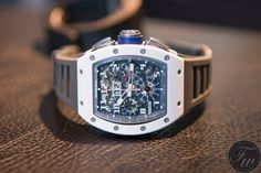 A Factory Visit To Richard Mille