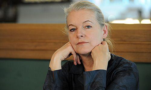 Marlene Streeruwitz war Samuel Fischer Gastprofessorin 2001/2002 an der FU Berlin. www.vf-holtzbrinck.de