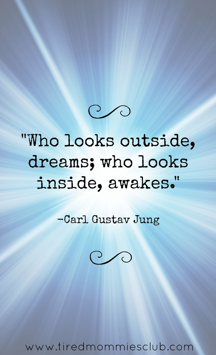 Look within to awaken to the life you were meant to live, tired mommies!
