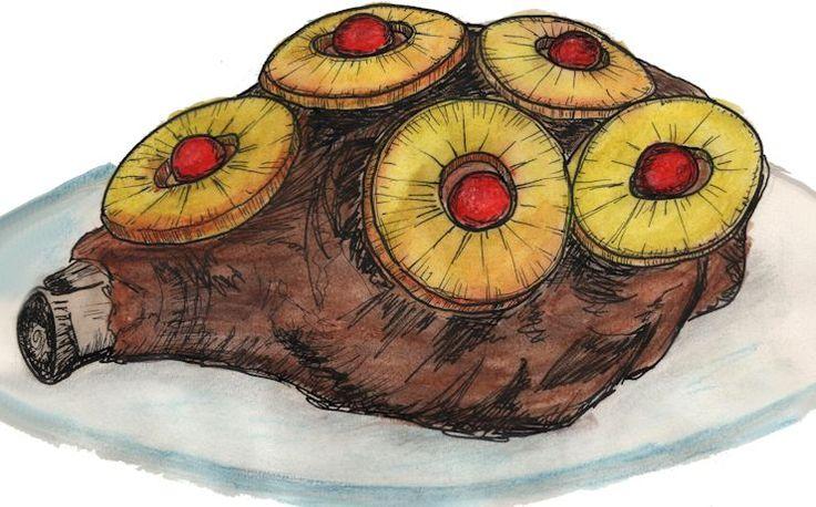 Geen Antilliaans kerstfeest is compleet zonder een paar plakjes Ham di Pasku. We gaan in dit recept uit van een compleet RAUWE ham. Wanneer je bij de slager een gerookte