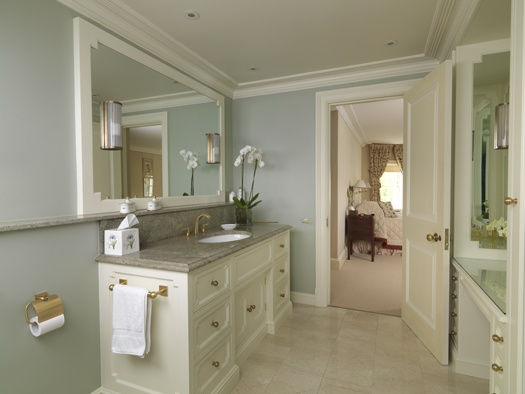 this is the master bathroom of a magnificent property overlooking st james park london - Bathroom Designs Lebanon