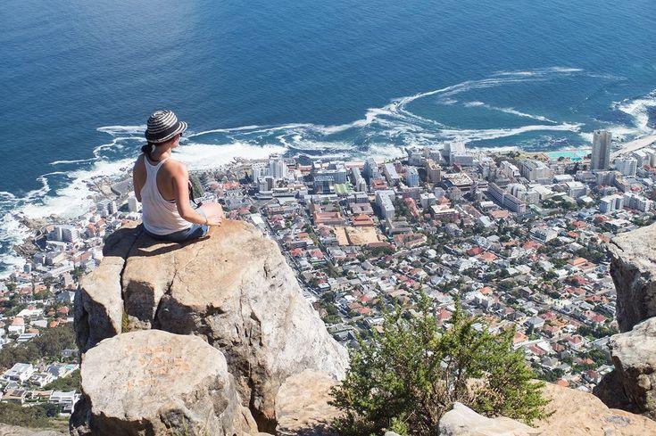 Få platser i världen kan mäta sig med utsikten från Taffelberget i Kapstaden. #Cape #Town #Kapstaden #South #Africa #Sydafrika #Travel #Resa #Resmål #Afrika #Vacation #Semester #View #Taffelberget #Utsikt