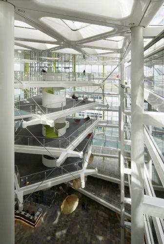 Kohn Pedersen Fox Associates: Projects: Unilever London Headquarters