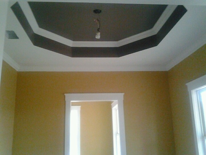 The dining room mink from sherwin williams is the color for Sherwin williams ceiling color