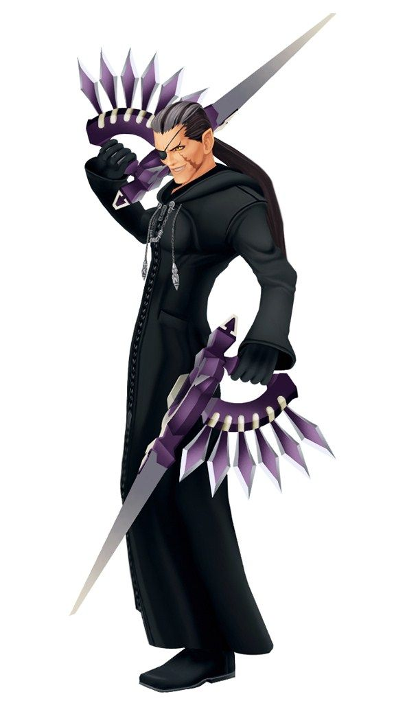 Xigbar Kingdom Hearts - I can never keep his name right so  I always just call him Figbar. XD