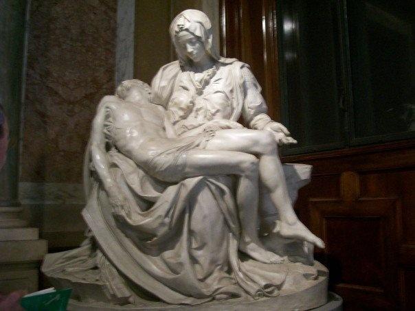 La Pieta, Vatican
