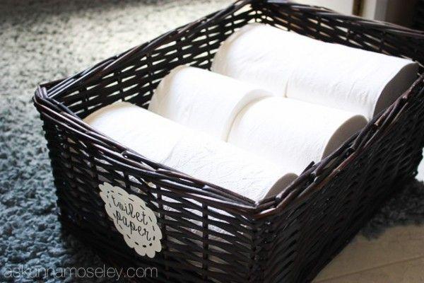 Inviting Ideas for the Guest Bath! :: Kim {Tidbits&Twine}'s clipboard on Hometalk :: Hometalk