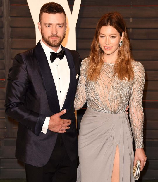 Justin Timberlake   At The 2016 Vanity Fair Oscar Party, Hosted By Graydon  Carter In