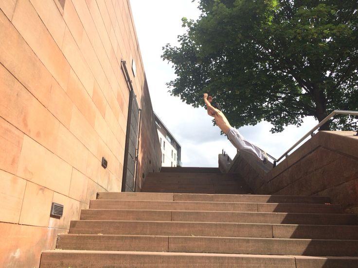 Arm jump