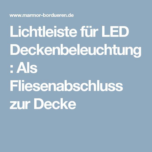 Best 25 indirekte deckenbeleuchtung ideas on pinterest wohnwand led beleuchtung decke and - Lichtleiste deckenbeleuchtung ...