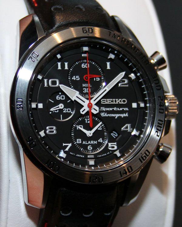Seiko Sportura Alarm Chronograph-6