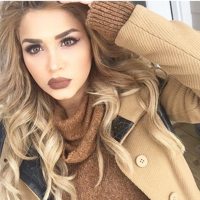 Maquiagem outono/inverno