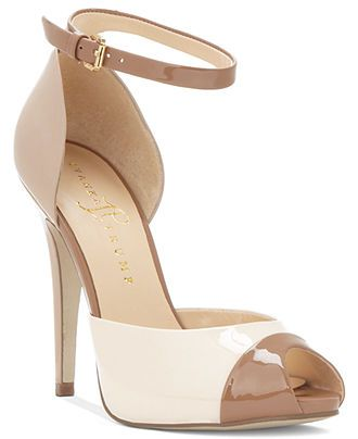 Ivanka Trump Shoes, Barina Platform Pumps - Ivanka Trump - Shoes - Macy's  oh these are pretty