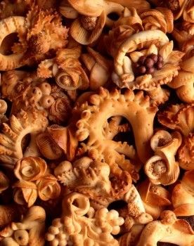 I want to attend a St Joseph Feast in Sicily.  San Giuseppe Bread, Salemi, Sicily, Italy.