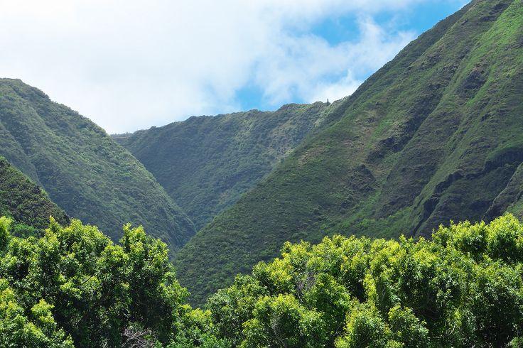 Esses penhascos e falésias vão tirar o seu fôlego PENHASCOS KALAUPAPA, HAVAÍ Esse é o local com a vista mais incrível da costa norte da ilha Molokai. De acordo com o Guinness Book, o Livro dos Recordes, esses são os penhascos litorâneos mais altos do mundo, estando a 1,19 quilômetro de altura do vilarejo de Kalaupapa.