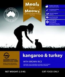 Pet food delivery - Meals for Meows