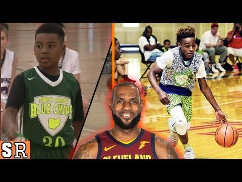 Lebron James' Sons (2017)  https://youtu.be/6QpxwGUnTFo  @kingjames @bronny.james #lebronjames #lebron #lebronkids #lebronjamessong #lebrons #lebronjames23 #lebronjamesfan #cute #kids #nba #player #lebron #bronnyjames
