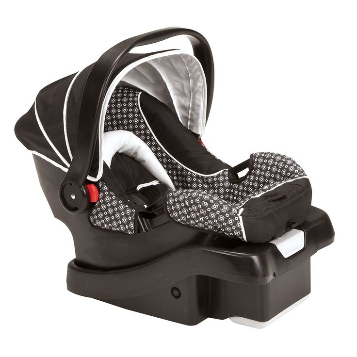 Start your baby traveling safely and in comfort with an onBoard™35 infant car seat from Safety 1st. This infant car seat is top rated for crash protection and gives parents confidence so that they can