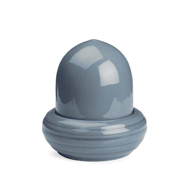 Cono Lågkrukke Lysegrå - jeg vil så gerne have denne.