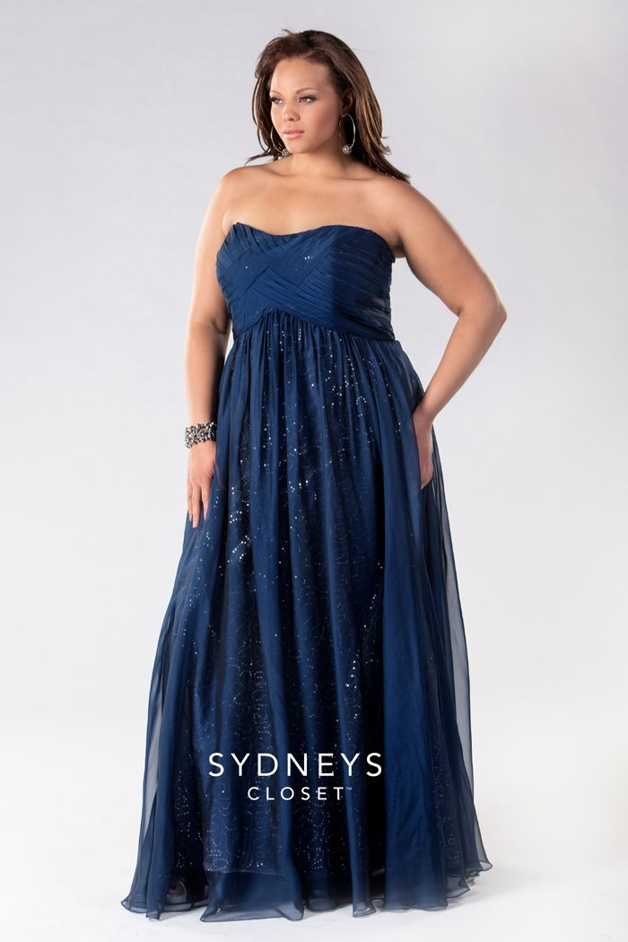 23 best Plus Size Evening Gowns images on Pinterest