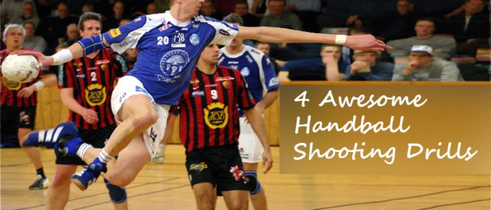 4 Awesome Handball Shooting Drills http://provenhandballtips.com/4-absurdly-fun-handball-drills/