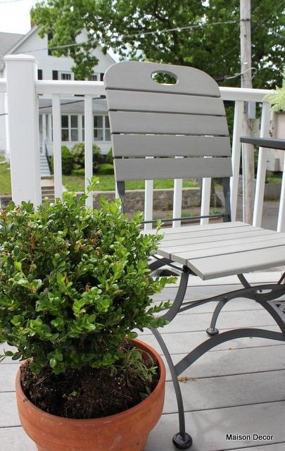 Maison Decor: A Gardener's Retreat with Pier One Imports