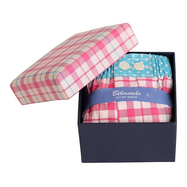 Real men wear pink - #Boxers #shorts #dads #gifts #giftideas