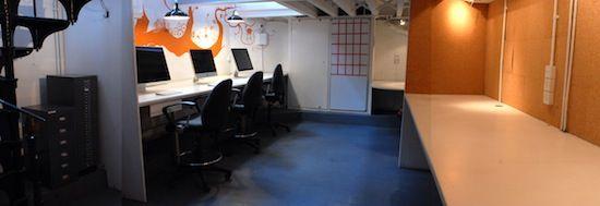 All Purpose Desk Space - £250 per month  Bold Creative - Ambassadors of Creativity  Contact: team@boldcreative.co.uk