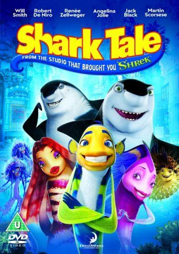 Shark Tale [DVD]: Amazon.co.uk: Will Smith: Film & TV